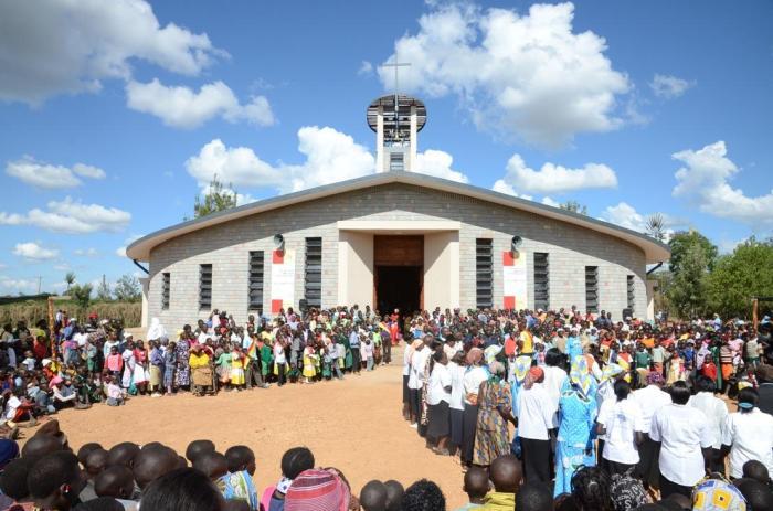 Ol Moran chiesa
